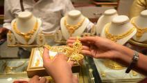 شهدت أسعار الذهب تقلبات في الآونة الأخيرة (Getty)