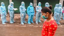 جهاز طبي وكورونا في الهند - مجتمع