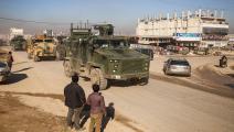 قوات تركية في سورية-سياسة-عارف وتد/فرانس برس
