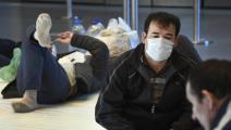 عالقون من آسيا الوسطى في مطارات روسيا