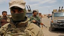 قوات سورية الديمقراطية/دير الزور/Getty