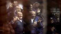 المعتقلون في مصر