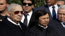 بوتفليقة وقايد صالح/ الجزائر