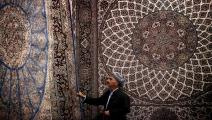 إيران-السجاد الإيراني-سجاد إيراني-6-2-فرانس برس