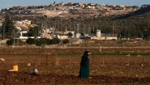 الاستيطان الإسرائيلي/سياسة/جعفر أشتية/فرانس برس