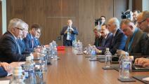 محادثات أستانة-سياسة-علياء ريمبيكوفا/الأناضول