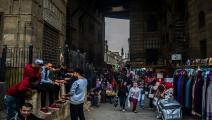 أسواق القاهرة (خالد الدسوقي/فرانس برس)