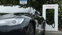 لشركة السيارات الكهربائية حضور قوي في الصين (Getty)