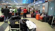 مطار القاهرة (فرانس برس)