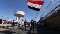 تظاهرات العراق-سياسة-مرتضى السوداني/الأناضول