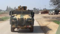 رتل تركي في سورية-سياسة-Getty