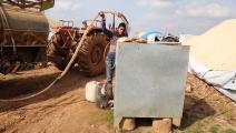 أزمة مياه الشرب تتفاقم في الشمال السوري (فيسبوك)