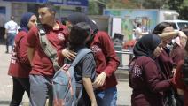 امتحانات وتلاميذ ثانوية عامة في مصر - مجتمع