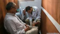 العلاج بلسعات النحل في غزة(عبد الحكيم أبو رياش)