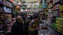 تجار سوريون في تركيا