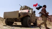 قوات المجلس الانتقالي الجنوبي-نبيل حسن/فرانس برس
