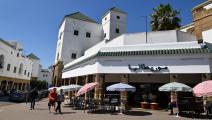 أضرار بالغة طاولت السياحة المغربية (Getty)
