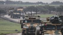 سياسة/الجيش التركي/(جيم جينكو/الأناضول)