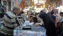 أسواق العراق (حيدر حمدان/فرانس برس)