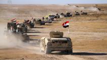 سياسة/القوات العراقية/(فرانس برس)