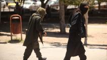 تحقيق التكفيريين في غزة
