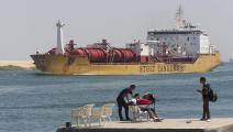 قناة السويس في مصر-getty