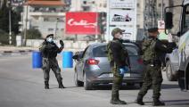 الأمن الفلسطيني في رام الله