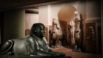 تمثال ابو الهول - القسم الثقافي