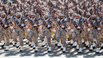 إيران/الحرس الثوري الإيراني/فرانس برس