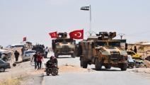 الجيش التركي/سورية/الأناضول
