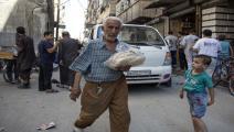 الخبز في سورية/ فرانس برس