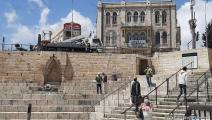 سبت النور في القدس
