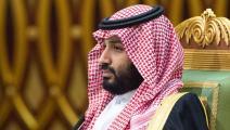 محمد بن سلمان/السعودية/بندر الغلوض/مجلس الوزراء السعودي/الأناضول/Handout/Getty