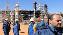 الغاز الجزائري-اقتصاد-30-5-2016  (Getty)