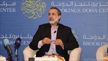 معاذ الخطيب الرئيس السابق للائتلاف السوري المعارض