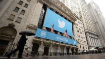 شركة تويتر EMMANUEL DUNAND/AFP