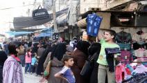 سوق في سورية - الأناضول