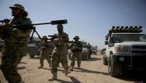 فصائل الجيش الوطني السوري المعارض-بكير قاسم/الأناضول