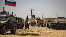 سياسة/القوات الروسية بسورية/(دليل سليمان/فرانس برس)
