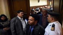 ملاحقة الحقوقيين في مصر بأشكال مختلفة (محمد الشاهد/فرانس برس)
