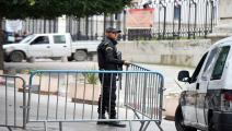 الشرطة الجزائرية FETHI BELAID/AFP