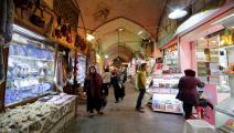 أسواق إيران (عطا كيناري/فرانس برس)