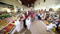 أسواق الكويت (ياسر الزيات/فرانس برس)