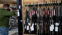 شراء الأسلحة - أميركا (براندن سميالوفسكي/فرانس برس)