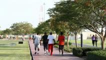 حديقة 5/ 6 في قطر - مجتمع