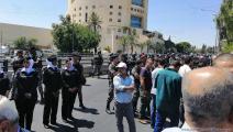 اعتصام المعلمين الأردنيين 5/9/2019 (العربي الجديد)