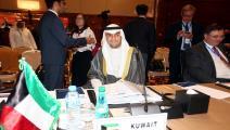 وزير الداخلية الكويتي أنس خالد الصالح (Getty)
