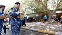 شرطة عراقية- فرانس برس