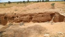 ليبيا/ ترهونة/ مقابر جماعية/ المركز الإعلامي لعملية بركان الغضب(تويتر)