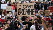 احتجاجات أميركا/Getty